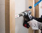 """Die 60 mm langen """"Progressor for Wood and Metal"""" für tiefe Löcher in einem Arbeitsgang"""