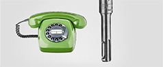 Système SDS-plus Bosch. Depuis 1975. Depuis 40 ans.