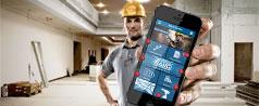 Aplikácia Bosch Toolbox