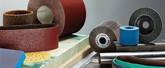 The new abrasives range from Bosch. Top quality in accordance with industry standard.