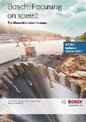 Bosch: Focusing on speed.
