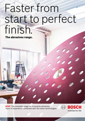Faster from start to perfect finish.