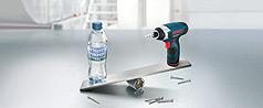 Portail des innovations Outillage électroportatif Bosch