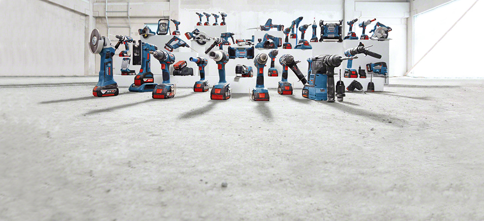 Работа в домашней мастерской | Bosch