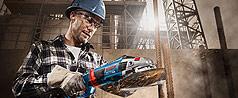 Profesyonel ve endüstriyel kullanım için Bosch elektrikli el aletleri