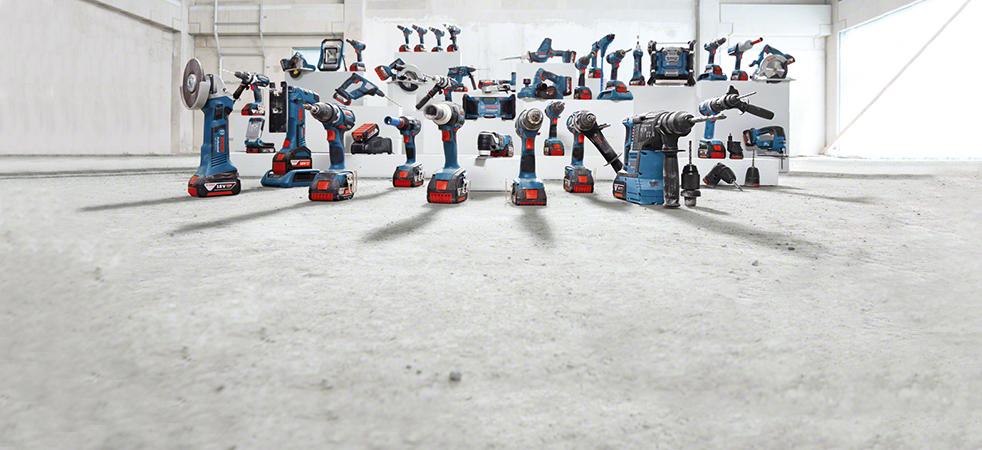 Bosch Powertools Bosch Elektrowerkzeuge
